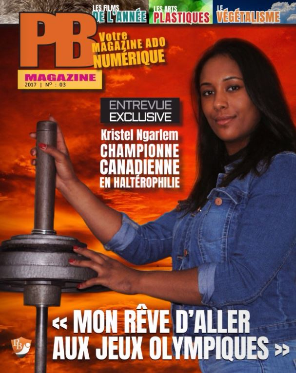 Cover du PB Magazine 2017